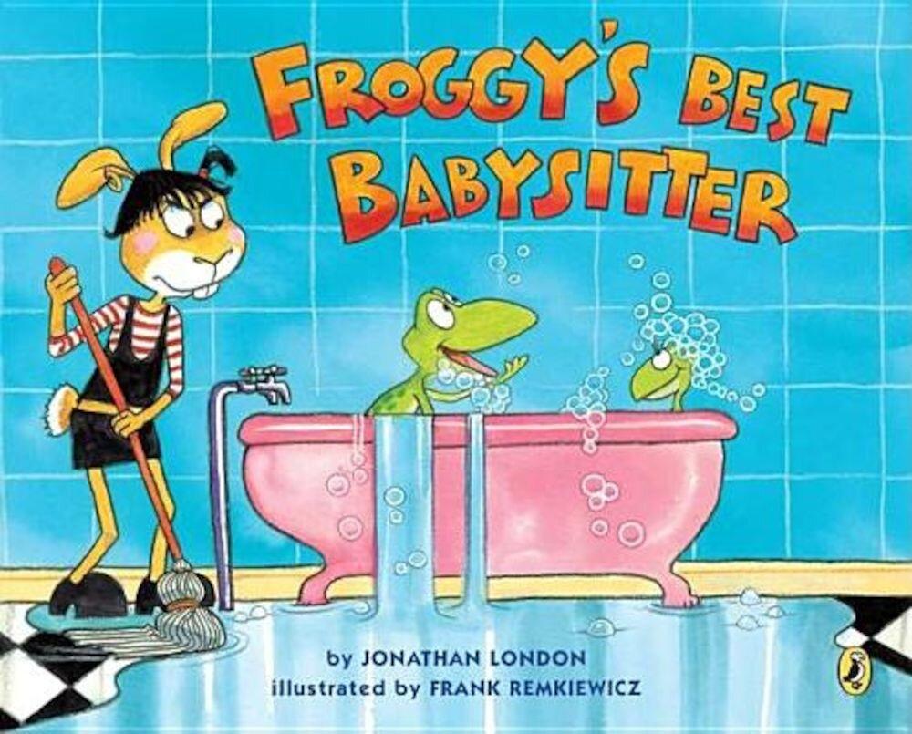 Froggy's Best Babysitter, Paperback