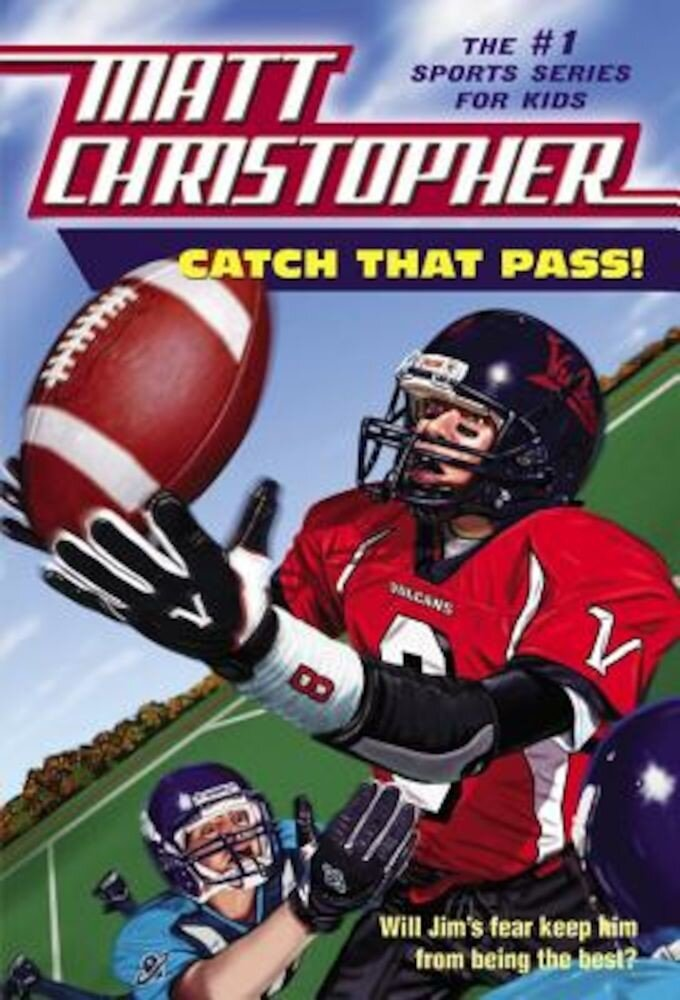 Catch That Pass!, Paperback