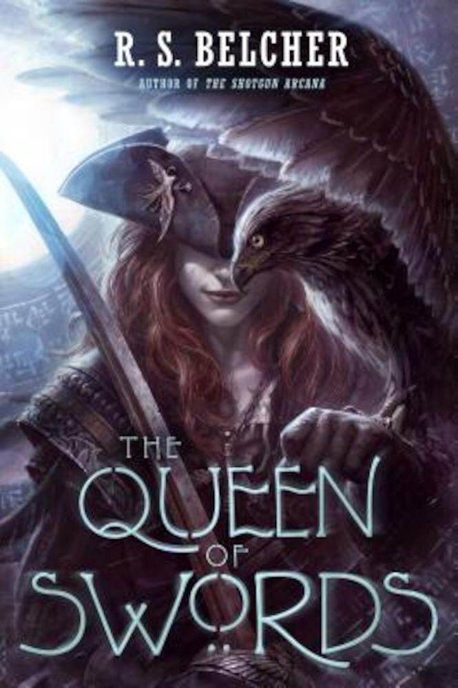 The Queen of Swords, Hardcover