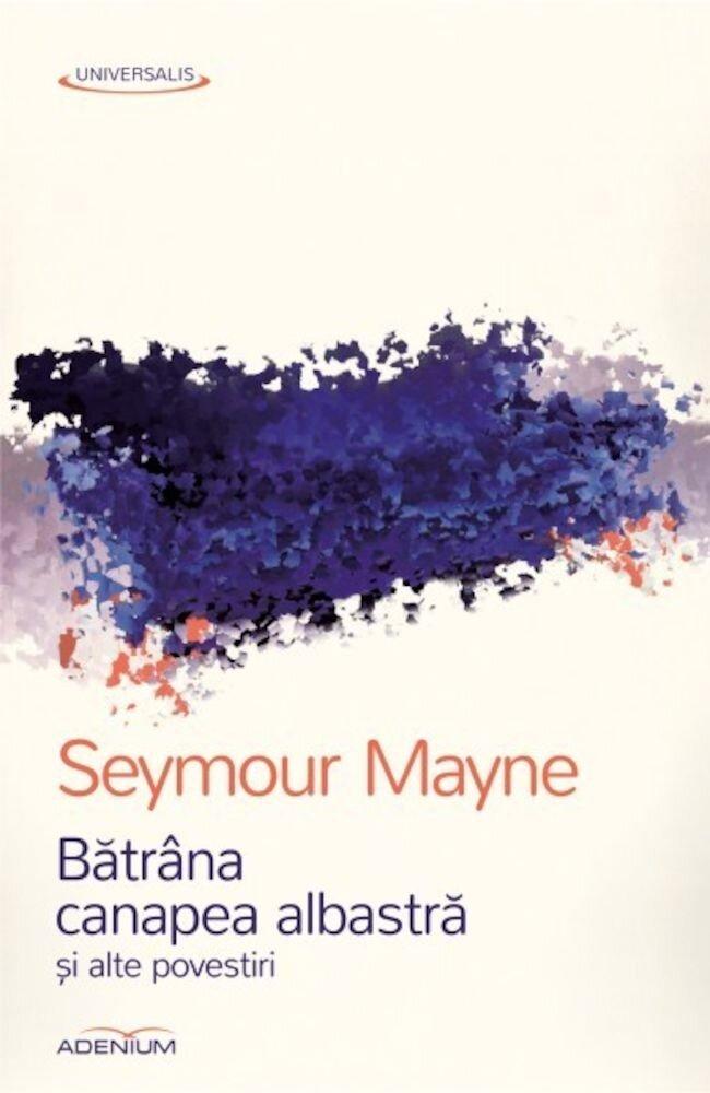Coperta Carte Batrana canapea albastra si alte povestiri
