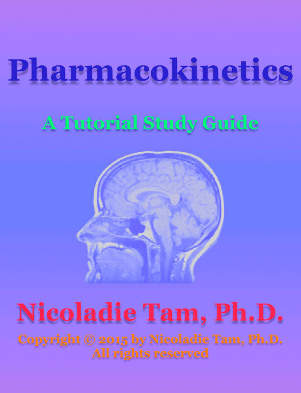 Pharmacokinetics: A Tutorial Study Guide (eBook)