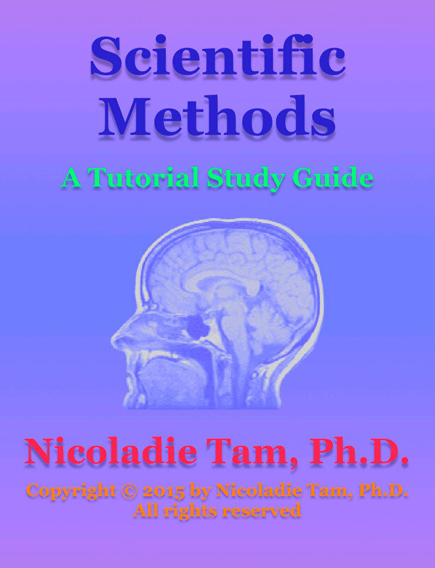 Scientific Methods: A Tutorial Study Guide (eBook)