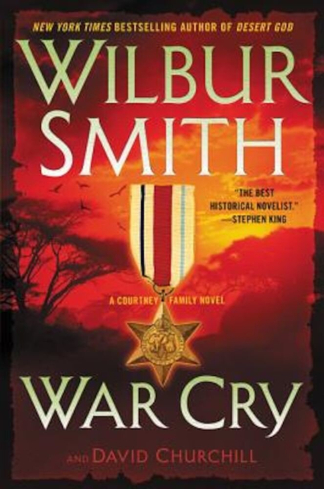 War Cry: A Courtney Family Novel, Hardcover