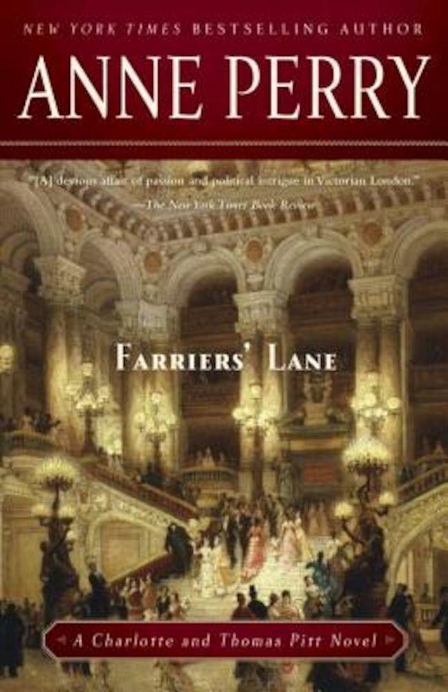 Farriers' Lane, Paperback