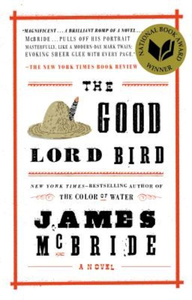The Good Lord Bird, Paperback