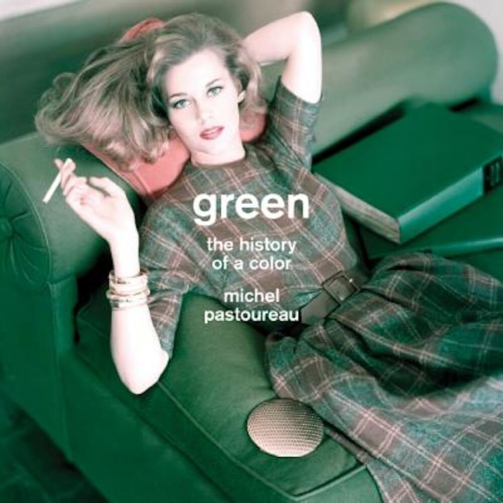 Green: The History of a Color, Hardcover