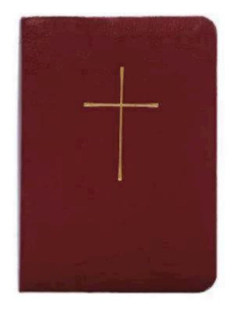 1979 Book of Common Prayer: Burgundy Economy Edition, Hardcover