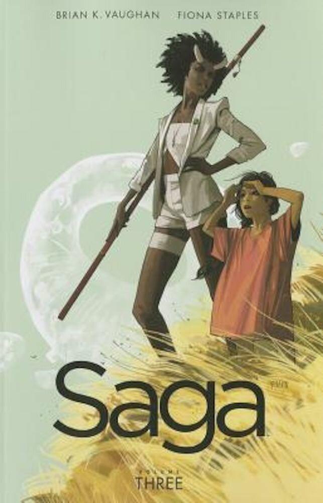Saga, Volume 3, Paperback