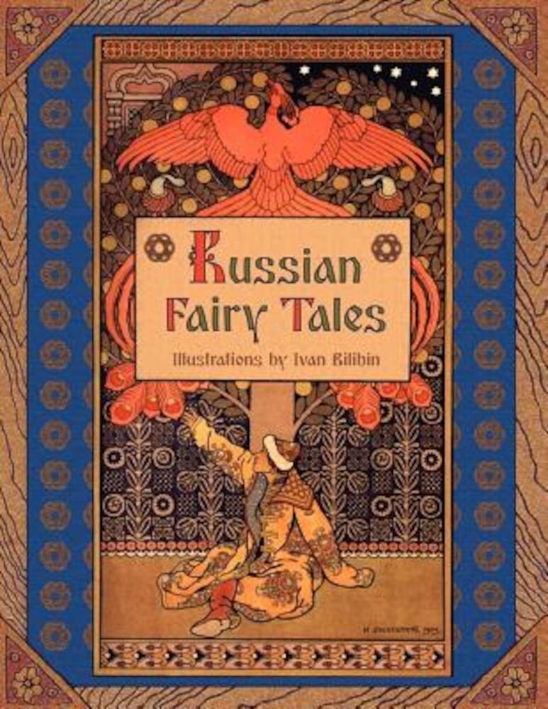 Russian Fairy Tales (Illustrated), Paperback