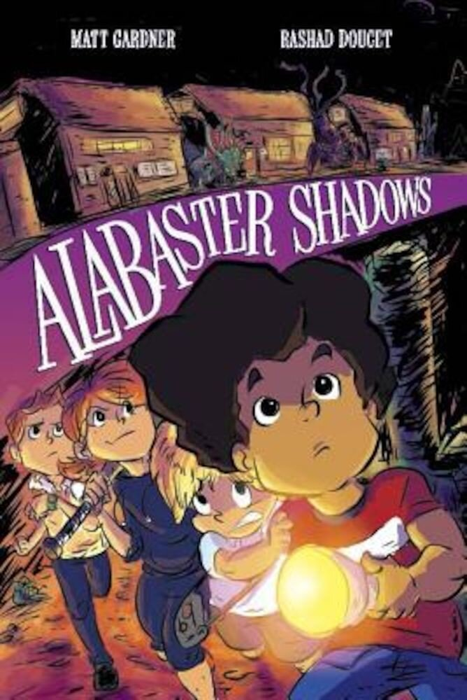 Alabaster Shadows, Paperback