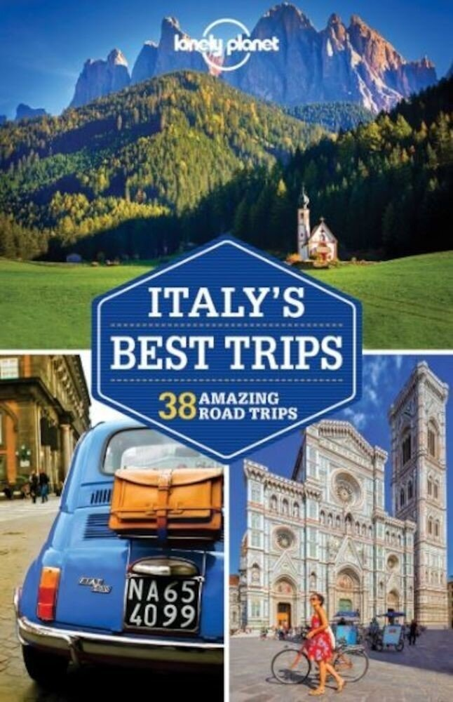 Coperta Carte Lonely Planet Italy's Best Trips (Travel Guide)