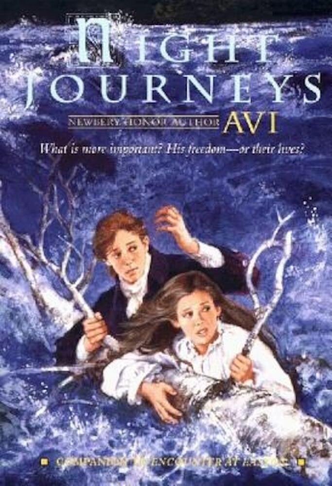 Night Journeys, Paperback