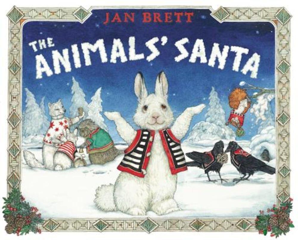 The Animals' Santa, Hardcover