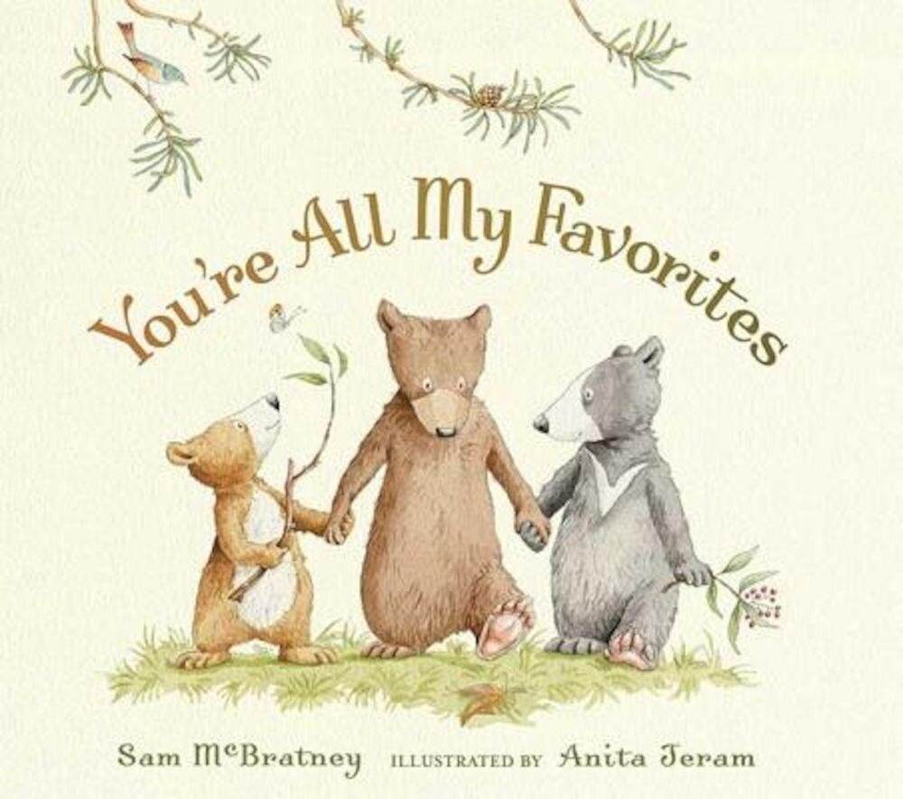 You're All My Favorites, Hardcover