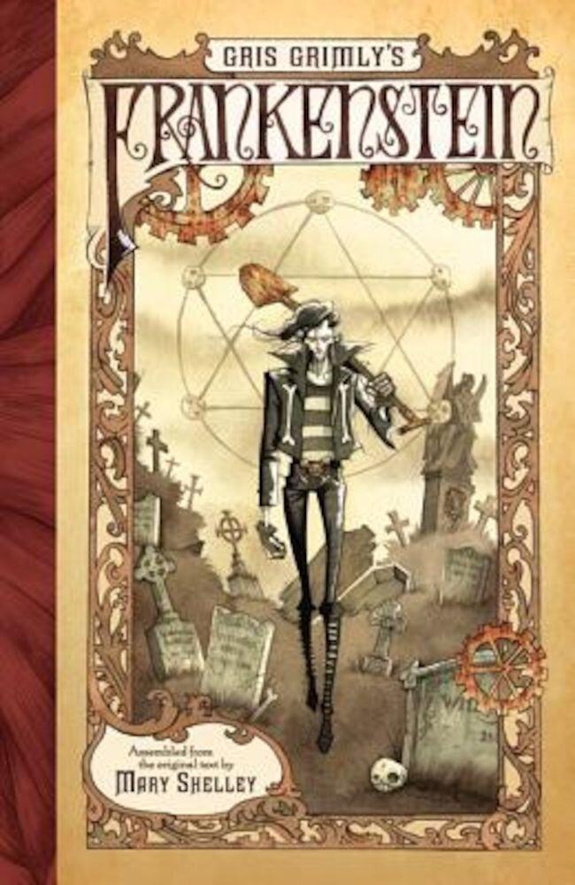 Gris Grimly's Frankenstein, Hardcover