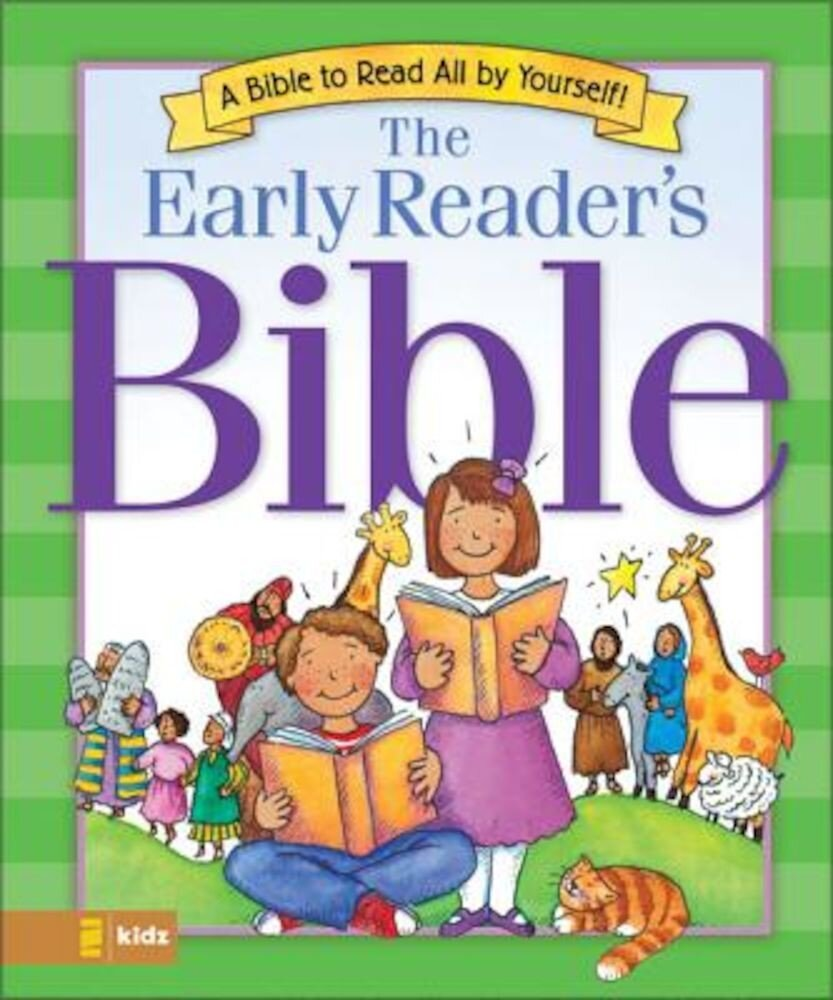 The Early Reader's Bible, Hardcover