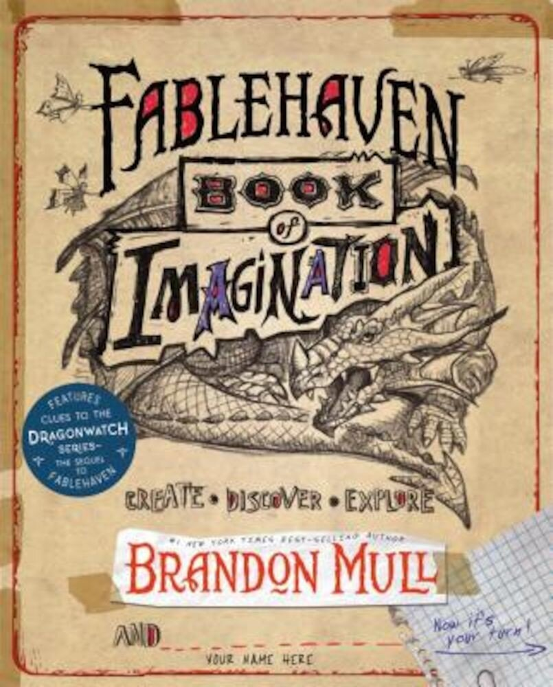 Fablehaven Book of Imagination, Paperback