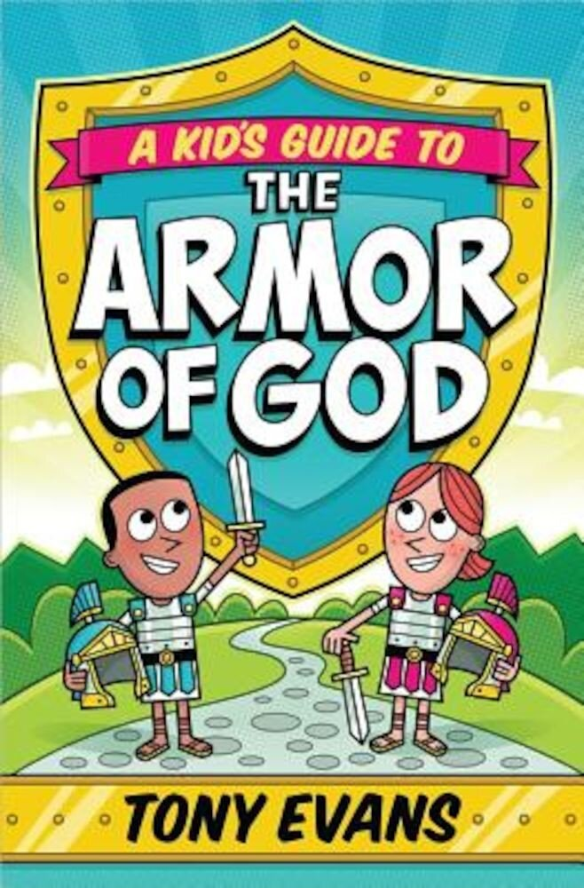A Kid's Guide to the Armor of God, Paperback