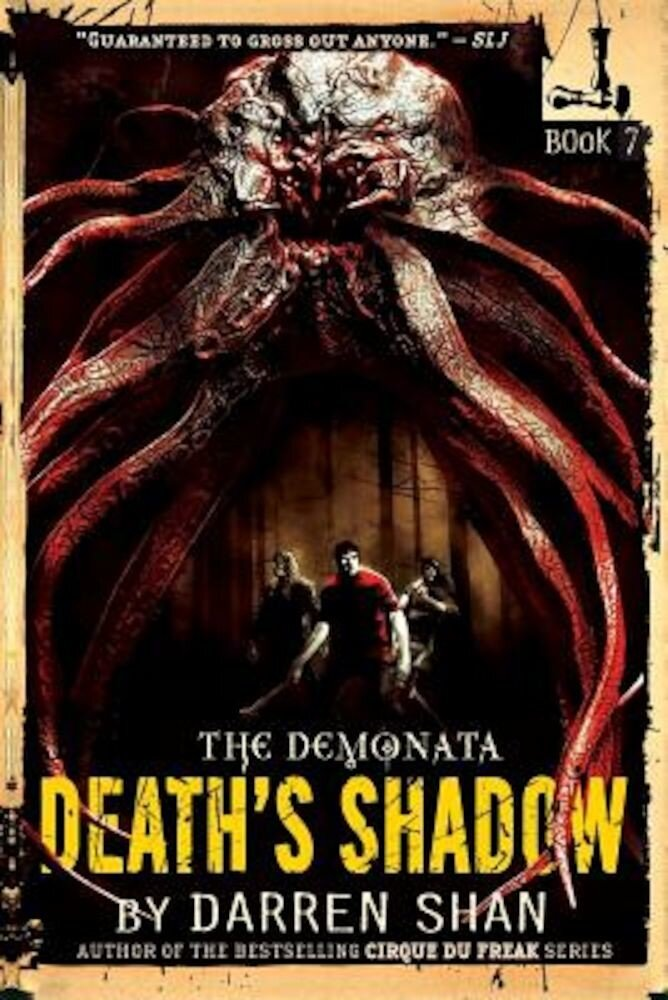 The Demonata #7: Death's Shadow, Paperback