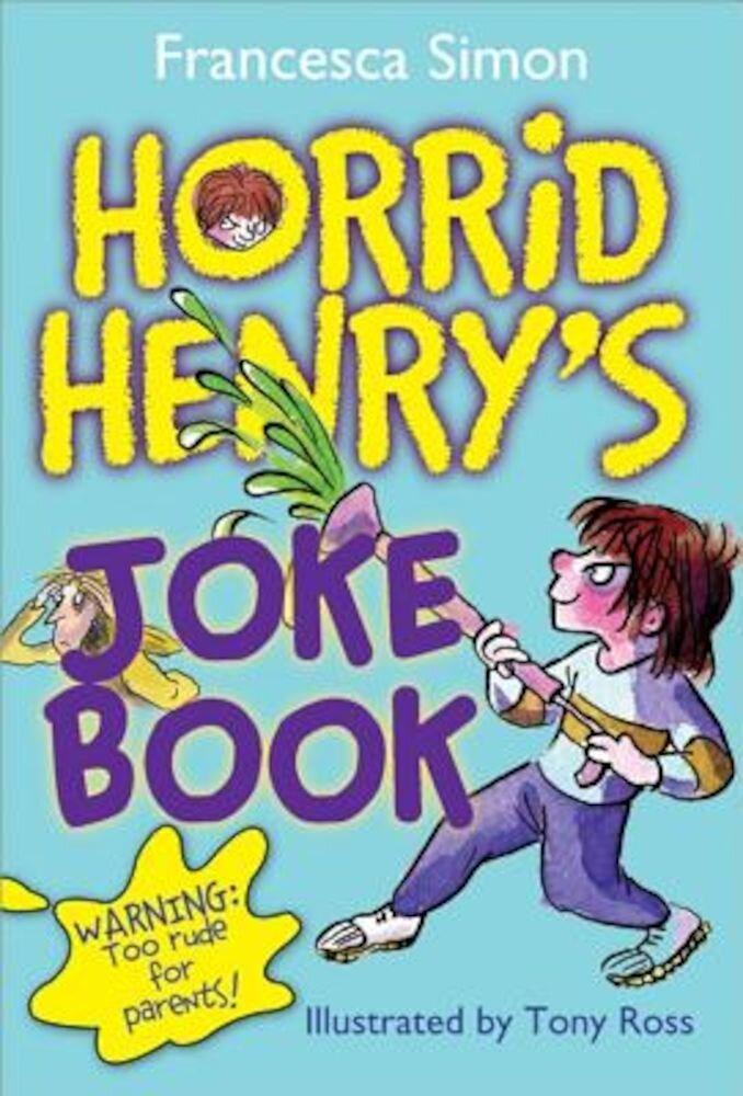 Horrid Henry's Joke Book, Paperback