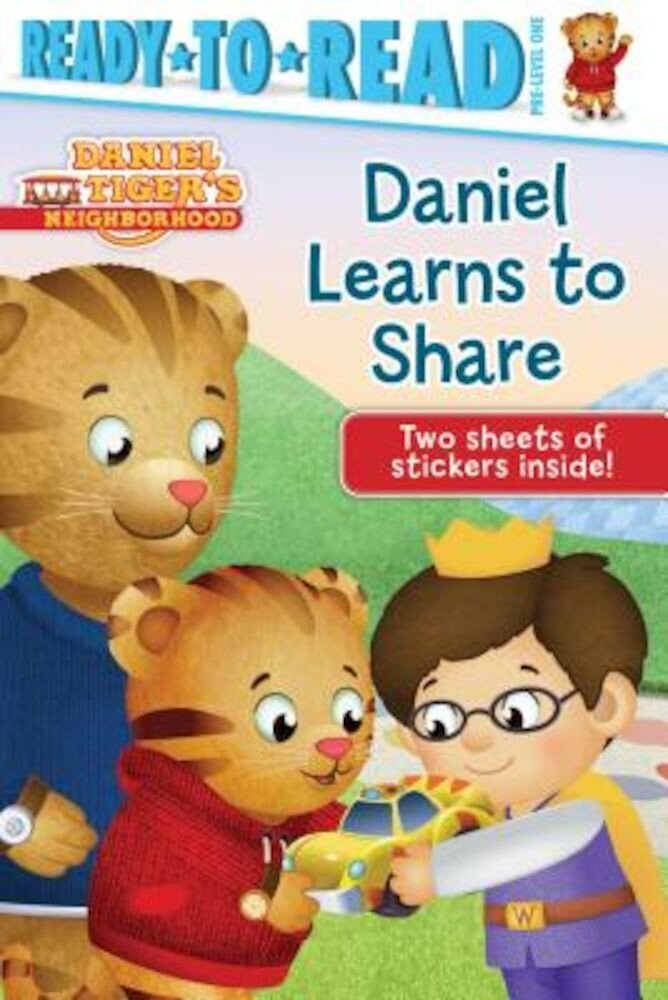Daniel Learns to Share, Paperback