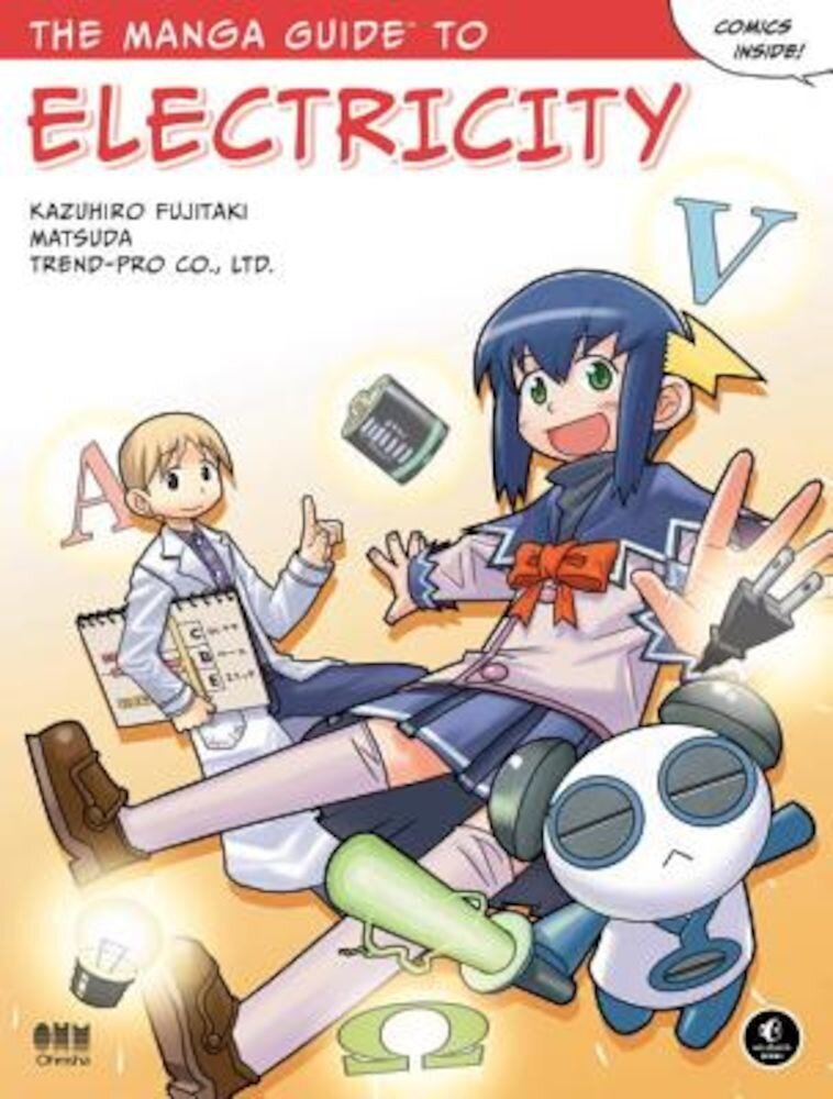 The Manga Guide to Electricity, Paperback