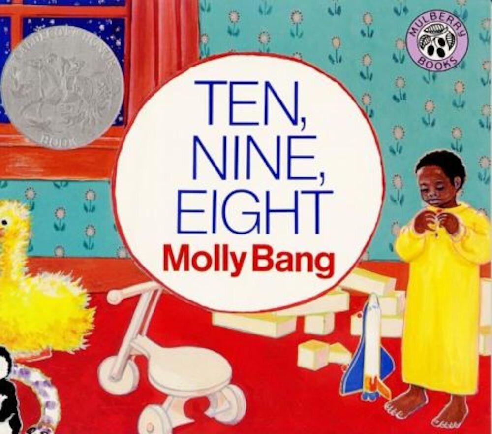 Ten, Nine, Eight, Paperback