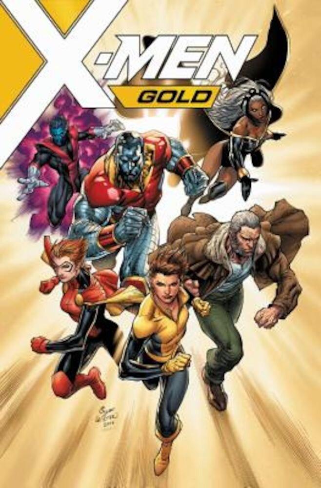 X-Men Gold Vol. 1: Back to the Basics, Paperback