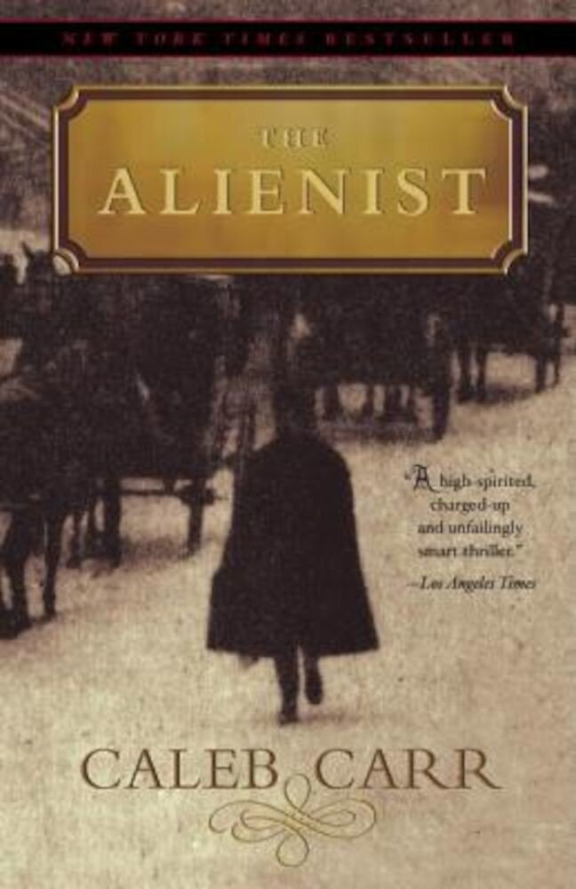 The Alienist, Paperback