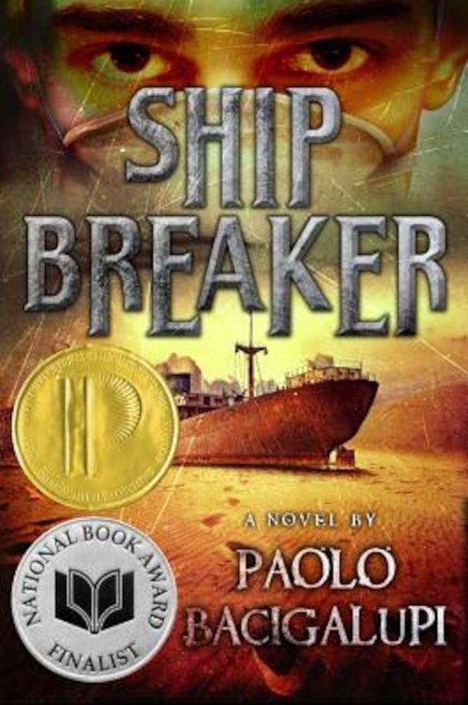 Ship Breaker, Paperback