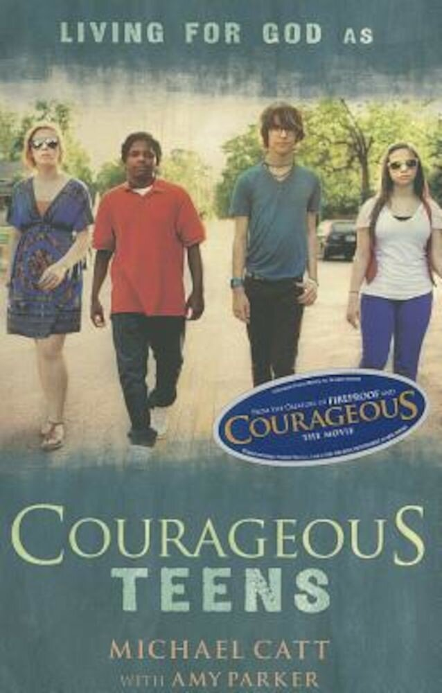 Courageous Teens, Paperback