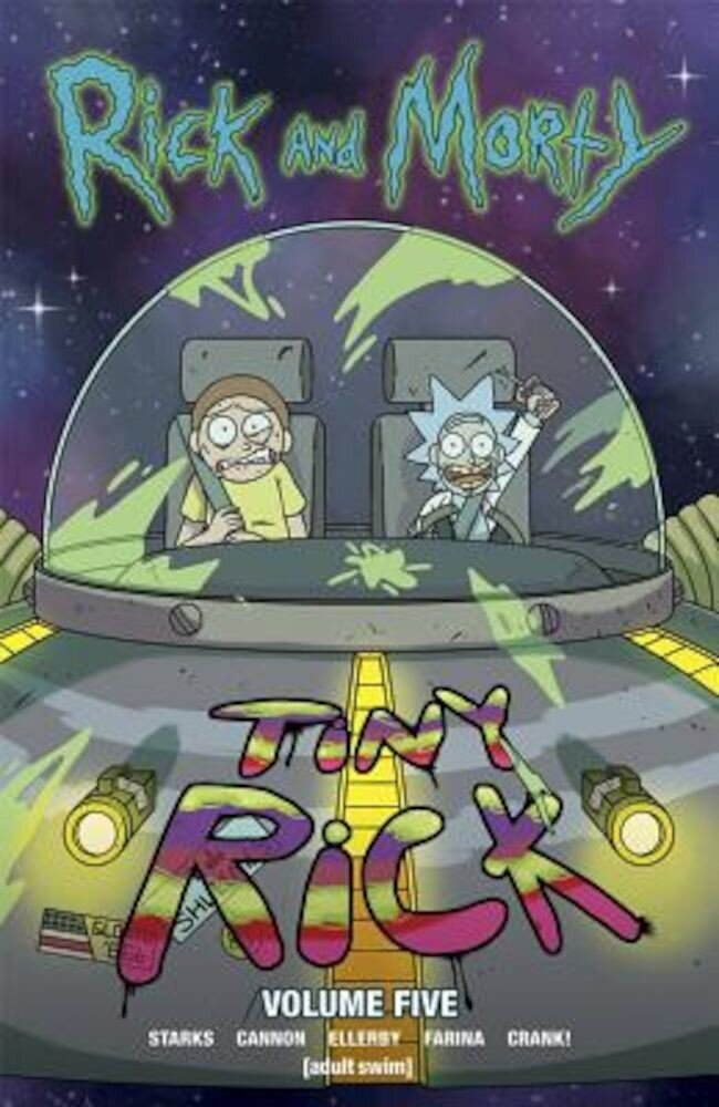 Rick and Morty Volume 5, Paperback