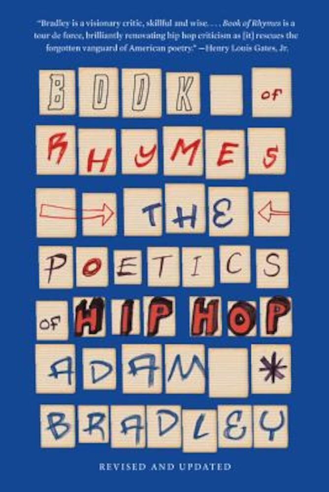 Book of Rhymes: The Poetics of Hip Hop, Paperback