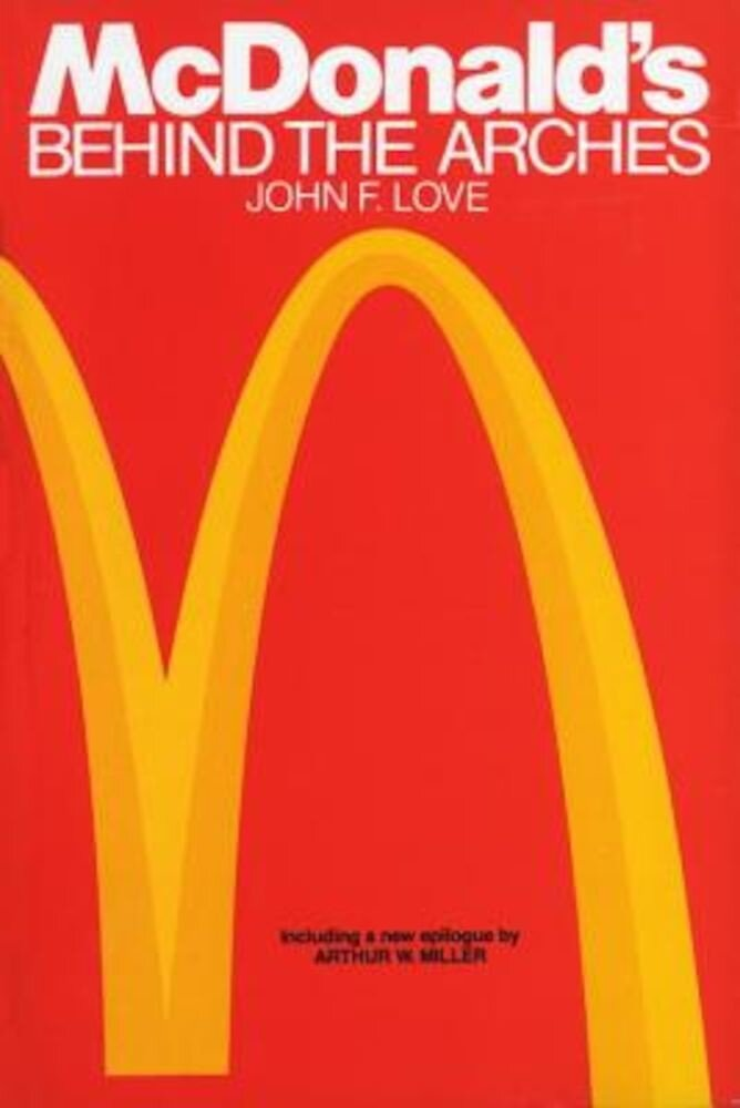 McDonald's: Behind the Arches, Paperback