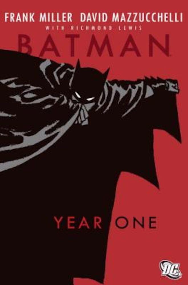 Batman: Year One, Paperback