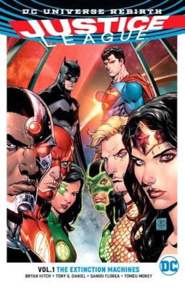Justice League, Volume 1: The Extinction Machines (Rebirth), Paperback