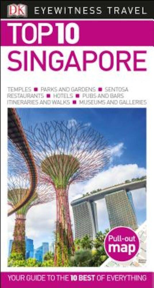 Top 10 Singapore, Paperback