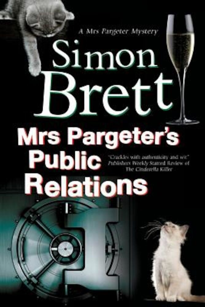 Mrs Pargeter's Public Relations, Hardcover