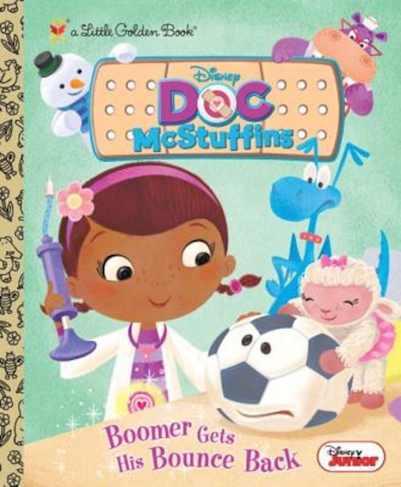 Boomer Gets His Bounce Back, Hardcover