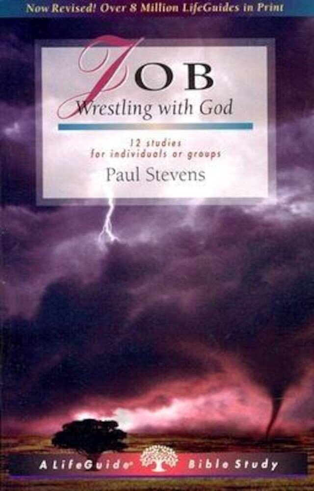 Job: Wrestling with God, Paperback