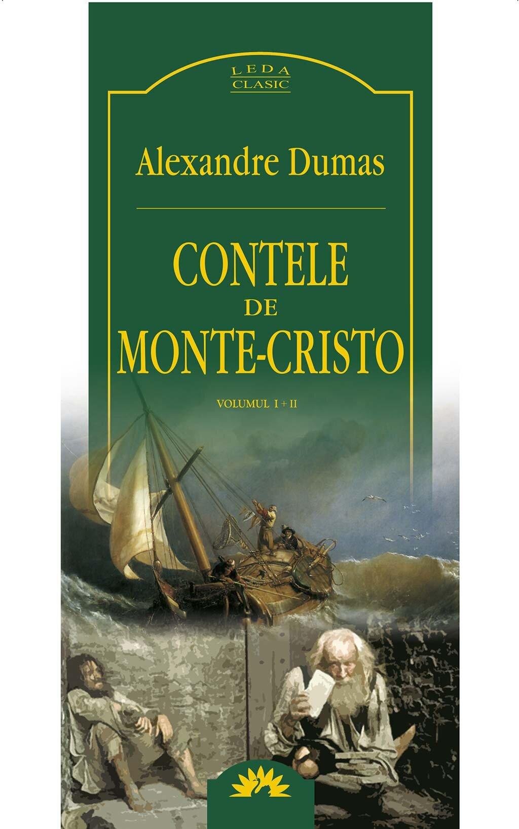 Contele de Monte-Cristo (eBook)