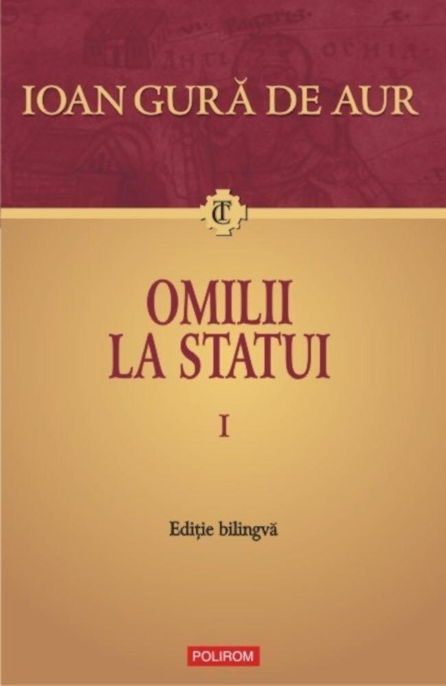 Omilii la statui (2 volume)