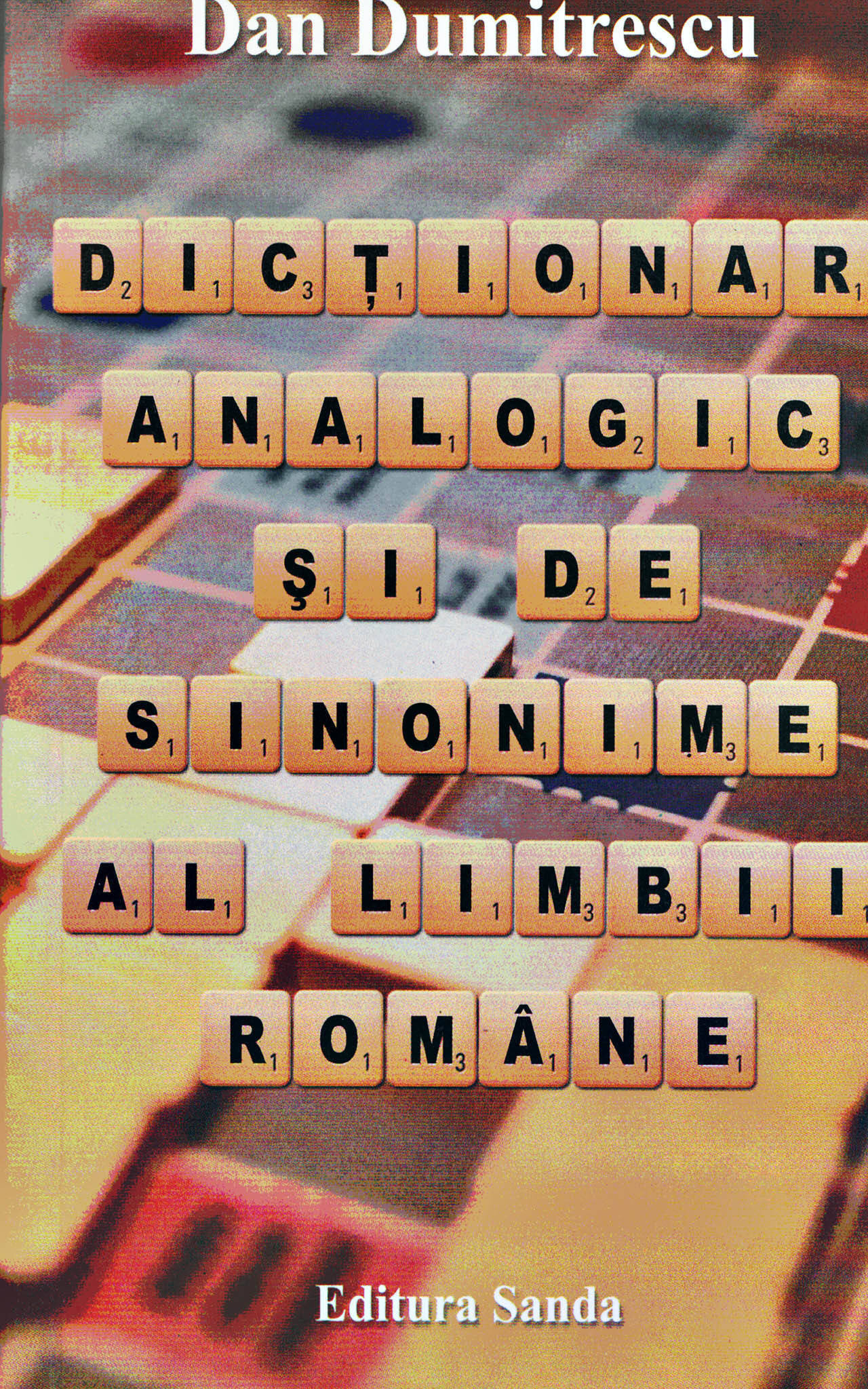 Dictionar analogic si de sinonime al limbii romane (eBook)