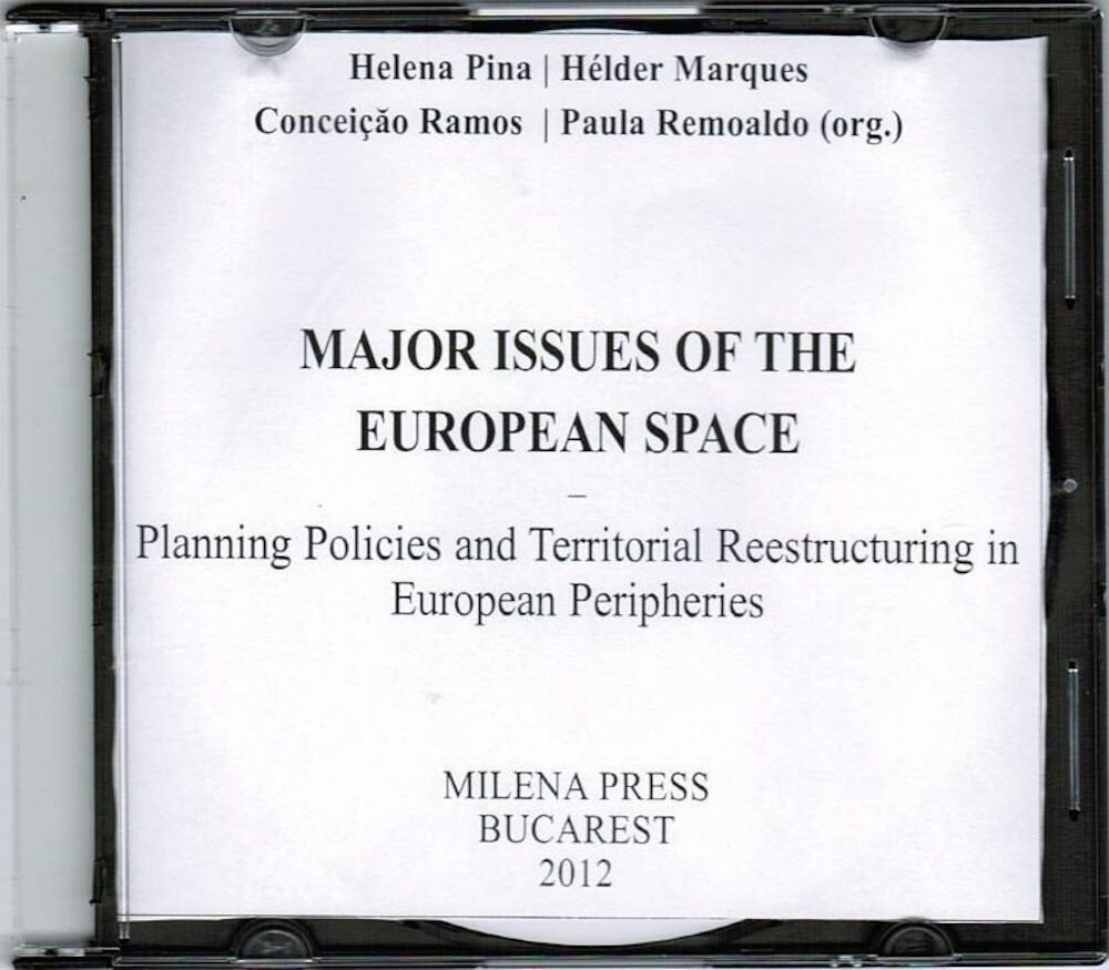 Major Issues of the european Space