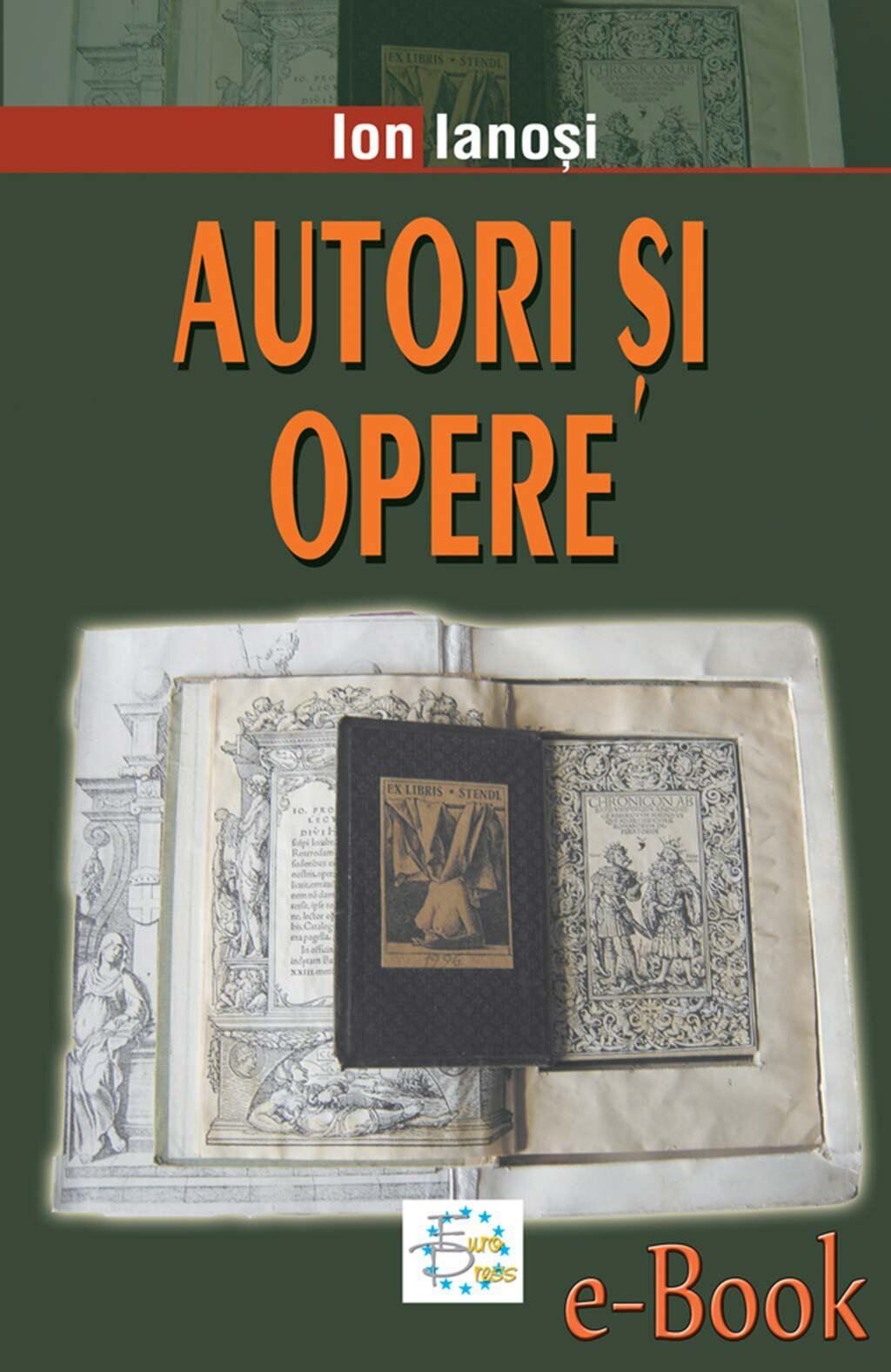 Autori si opere. Vol. 1 - Culturi occidentale (eBook)