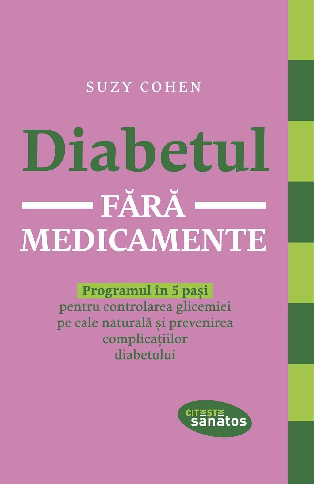 Diabetul fara medicamente (eBook)