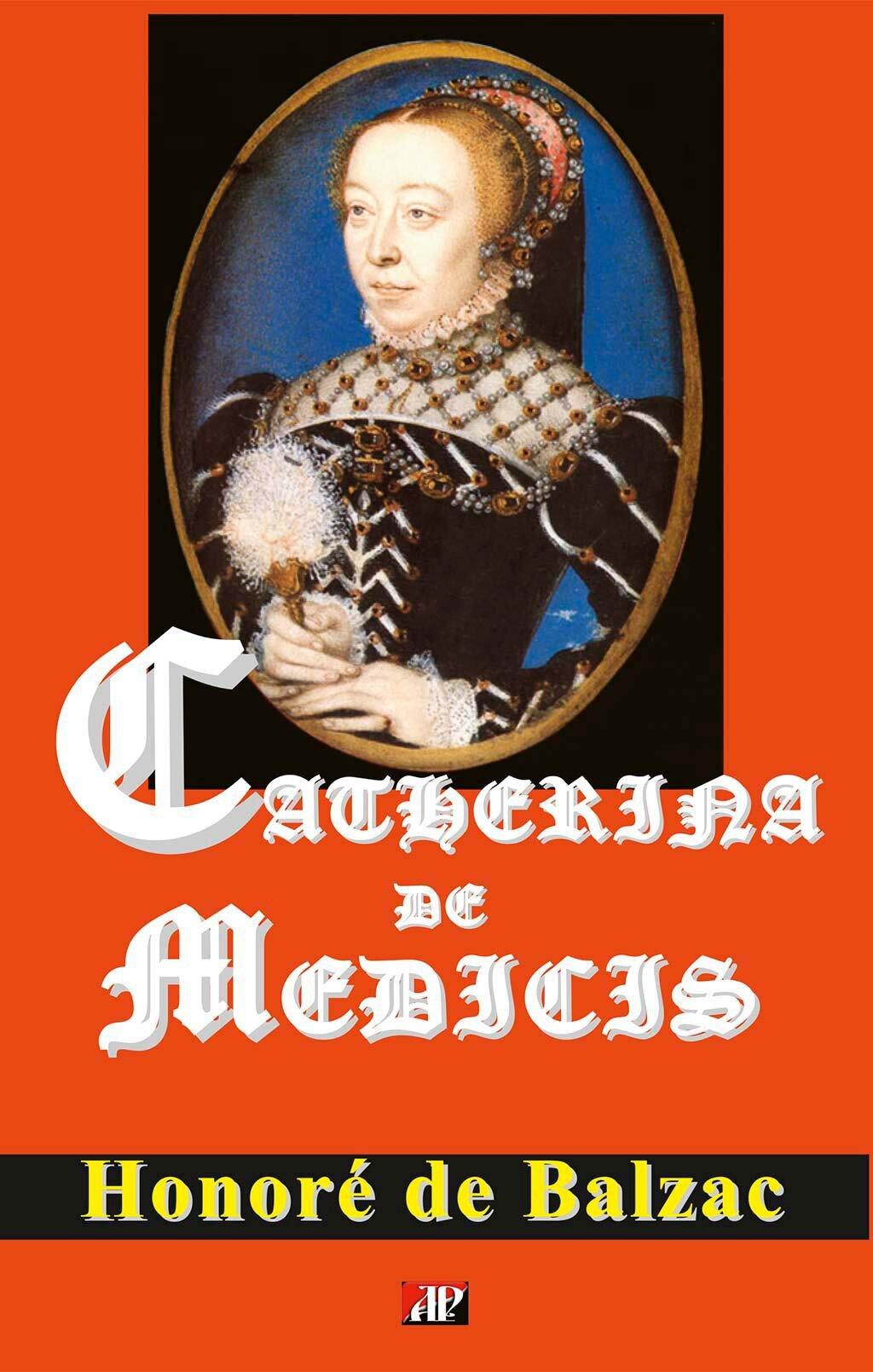 Catherina de Medicis (eBook)