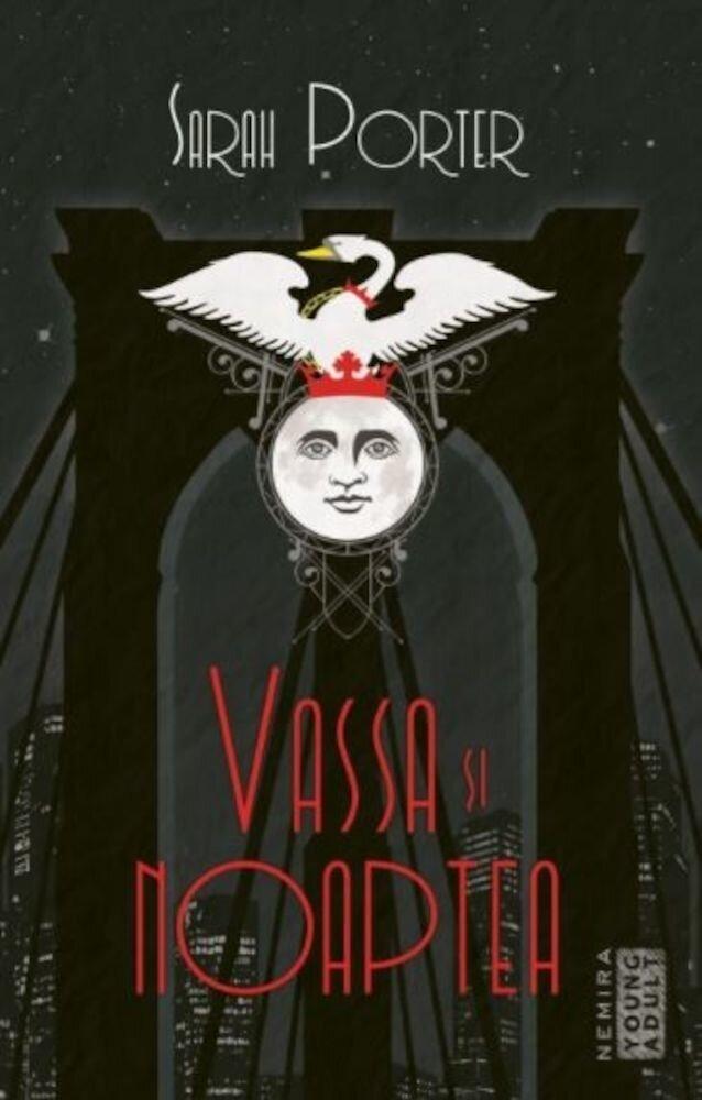Coperta Carte Vassa si Noaptea