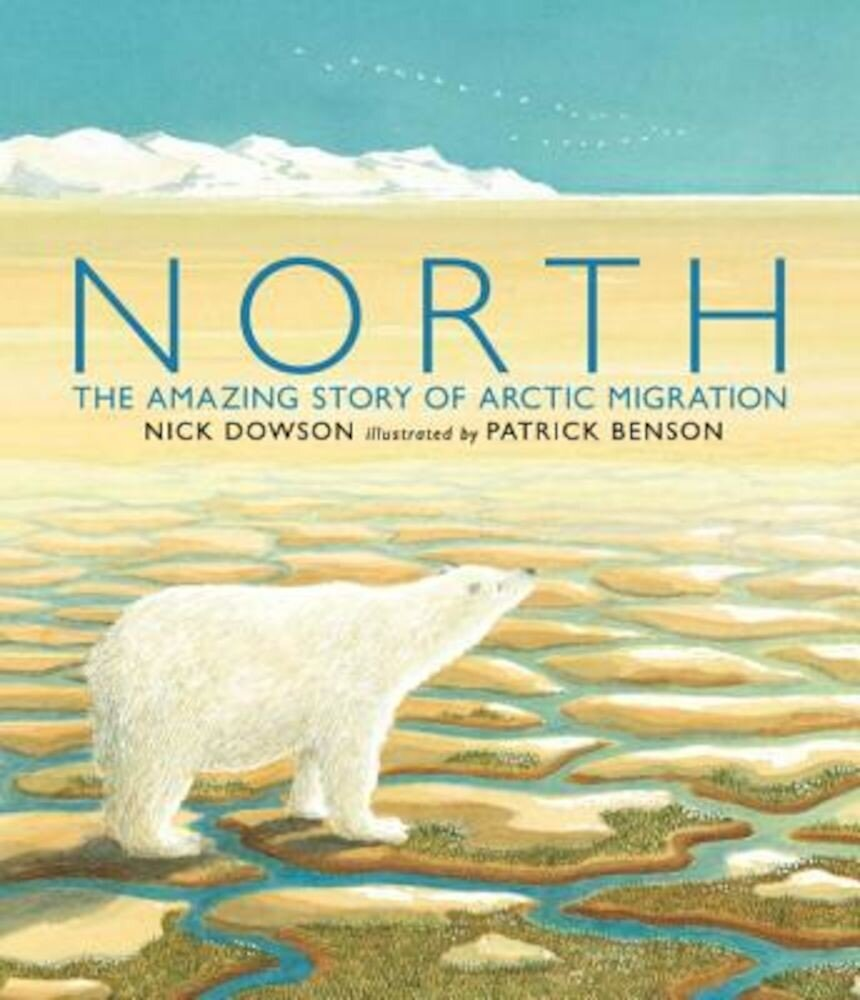 North: The Amazing Story of Arctic Migration, Paperback