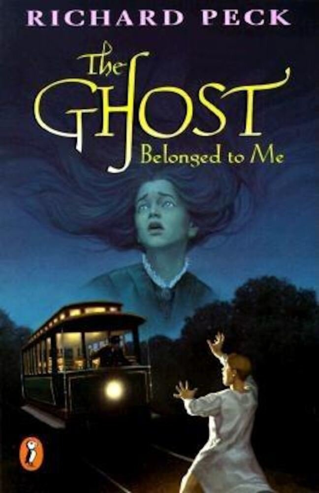 The Ghost Belonged to Me, Paperback